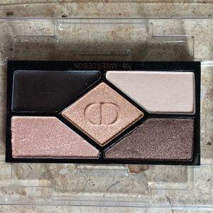 Dior eye shadow pallet, new